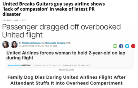 Headlines Collage